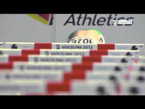 Michelle Jenneke Dancing Sexy as Hell at Junior World Championships  2012  Ass view! thumbnail