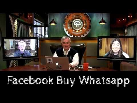 Facebook Buy WhatsApp For $19 billion