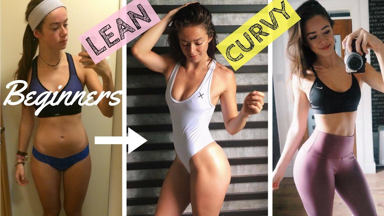 Skinny curvy body