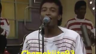Repeat youtube video SERGIO VARGAS Y LOS HIJOS DEL REY - La Quiero A Morir (80's)