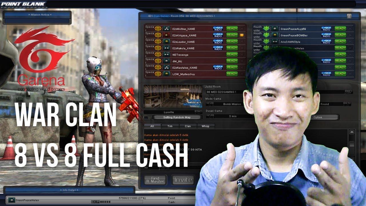 pb garena full cash youtube point blank garena indonesia
