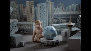 Super Babies of Science World Destroy Downtown Vancouver
