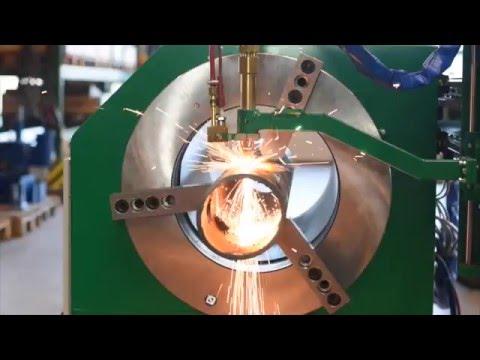 Pipe Profiling Machine SCM400-3