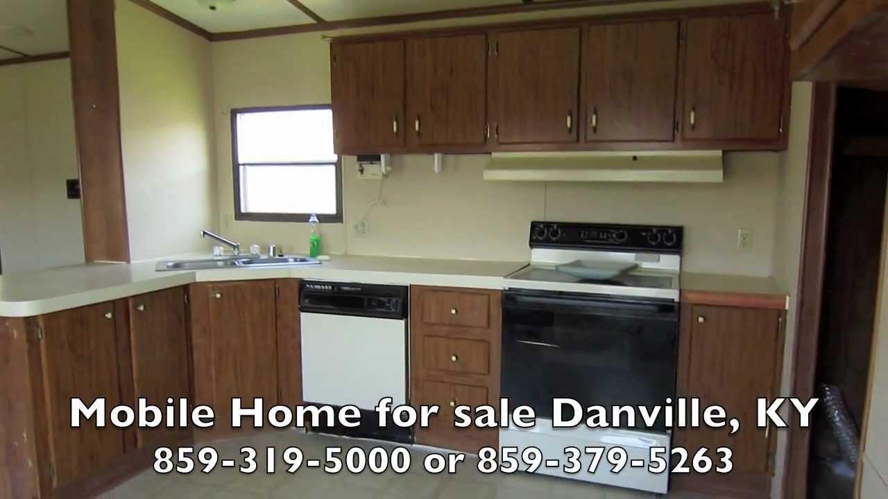 Mobile Home for sale Danville, KY trailer Kentucky trailor - YouTube