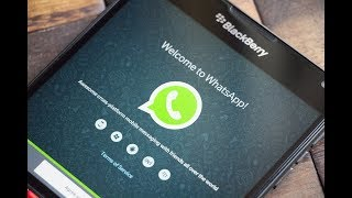WhatsApp for BlackBerry: How to download WhatsApp on BlackBerry
