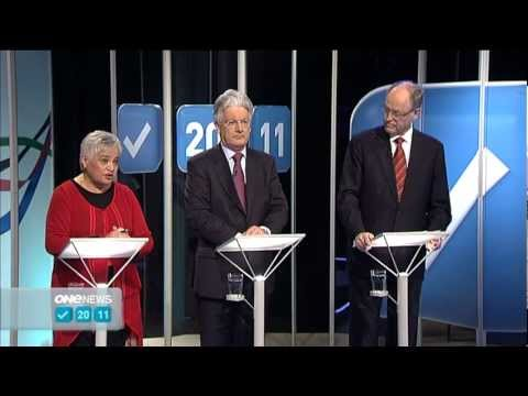 ONE News Election 2011: Multi-Party Debate