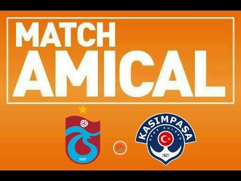 ⚽ TRABZONSPOR / KASIMPASA - Match Amical #Fifa21 #CPUvsCPU #Amical