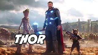 7 Months Gap of Thor Ragnarok and Avengers Infinity War Timeline Explained