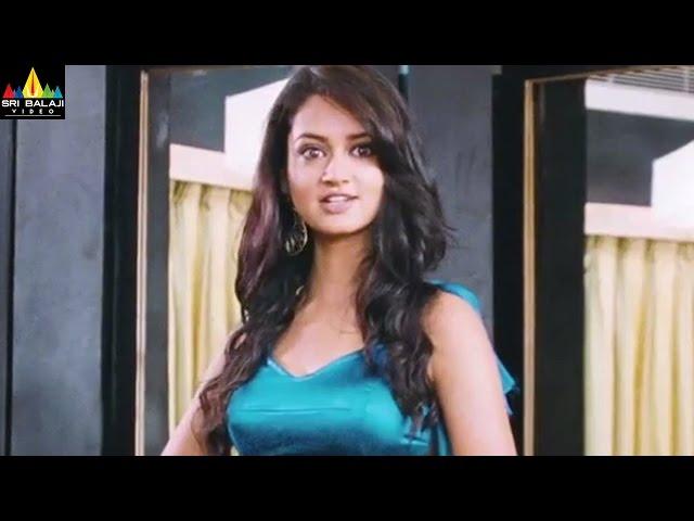 Shanvi Srivastava Scenes Back to Back | Telugu Movie Scenes | Sri Balaji Video