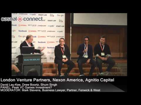 Peak VC Games Investment? | Panel