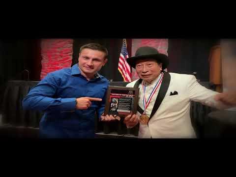 Alex Lee EXPO 14 Kung Fu & Karate Atlantic City 2020