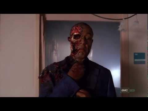Breaking Bad - Gustavo Fring death scene [HD/720p]
