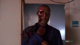 Breaking Bad - Gustavo Fring death scene [HD/720p]