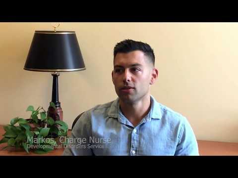 Meet Markos - Charge Nurse at Spring Harbor Hospital