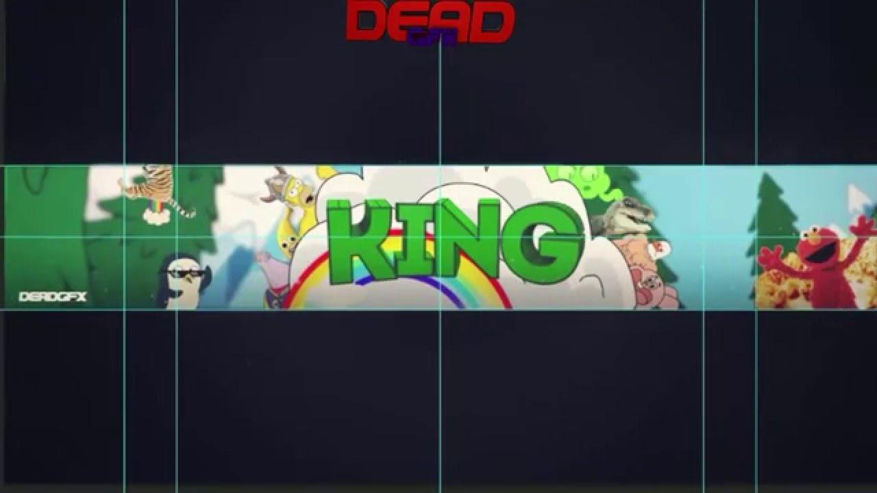 banner para youtube