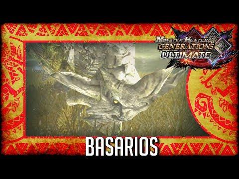 Monster Hunter Generations Ultimate: Basarios thumbnail