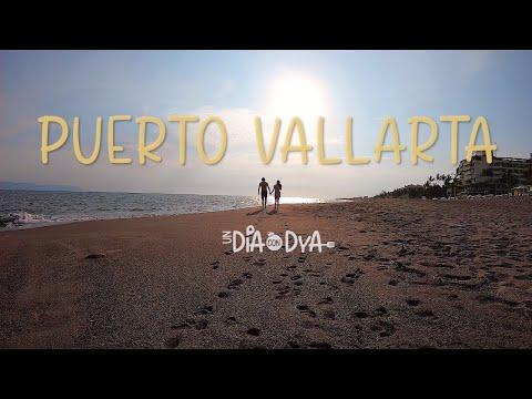 DE VIAJE en PUERTO VALLARTA 4K - TRAILER de la SERIE 2021 de - Diana y Aarón (DYA)
