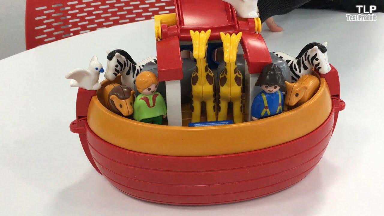 L'arche Jouet De Transportable6765Démo Playmobil 3 Noé Français 1 2 BQrEeCoWdx