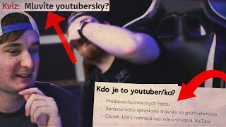 NEJTĚŽŠÍ YouTuberské kvízy | by PTNGMS & Duklock