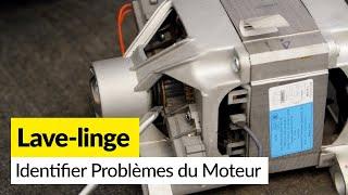 Résoudre les Problèmes de Moteur d'une Machine à Laver