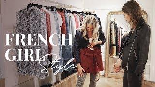 Autumn/Winter Fashion Haul & Try On | New Sezane Store Tour