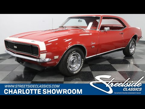 1968 Chevrolet Camaro RS/SS For Sale | 5563 CHA