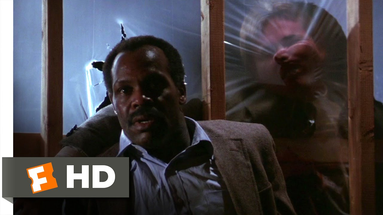Lethal Weapon 2 (8/10) Movie CLIP - Nailed Em' Both (1989) HD