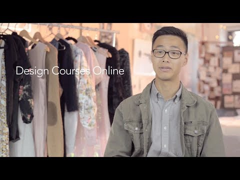 Mst60116 Advanced Diploma Of Applied Fashion Design And Merchandising Advertisement Youtube