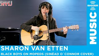 Sharon Van Etten - Black Boys On Mopeds (Sinéad O´Connor Cover) [Live @ SiriusXM]