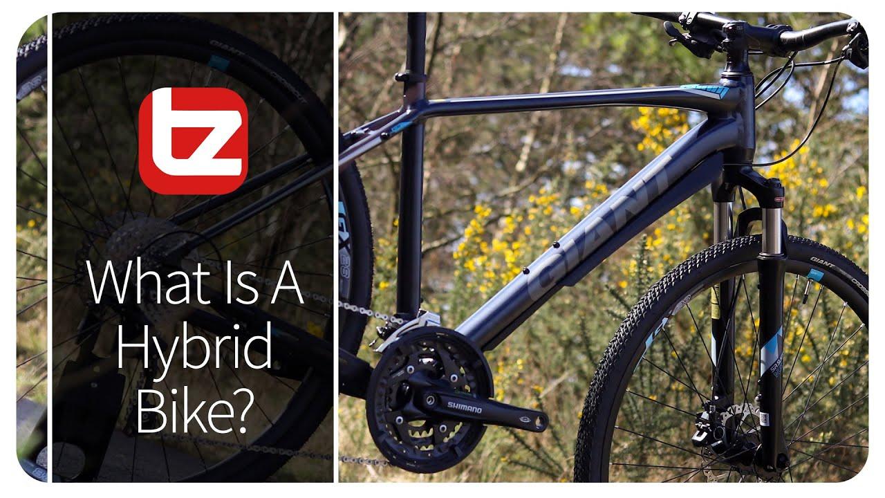 What Is A Hybrid Bike | Beginners Guide | Tredz Bikes