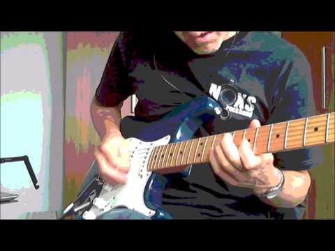 Hotel California  :  G&L Tele  vs  Fender Strato