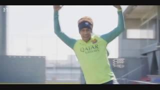 Os melhores chapeus  de Neymar (Magic Skills)