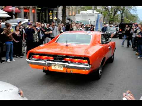 1969 Dodge Charger General Lee: In Quebec City May 5th, 2010