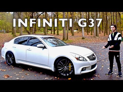 Infiniti g37 journey review