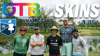 OTB Tour Skins #27 | F9 | Emporia Country Club DGC | Dynamic Discs Open