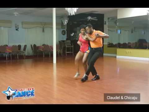 NU LOOK  (RIEN QUE TOI )  Claudel & Chicaju    Official Dance Video    561 644 4037