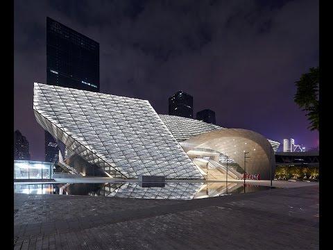 Architectural Lighting Design for Mocape Shenzhen by GD-Lighting Design