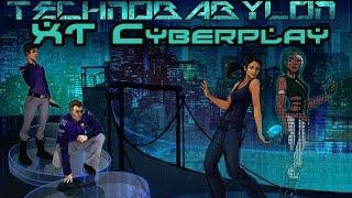 XT Gameplay: Technobabylon - Upcoming cyberpunk adventure! [720p]