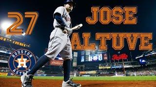 Jose Altuve - 2016 Highlights [Houston Astros]