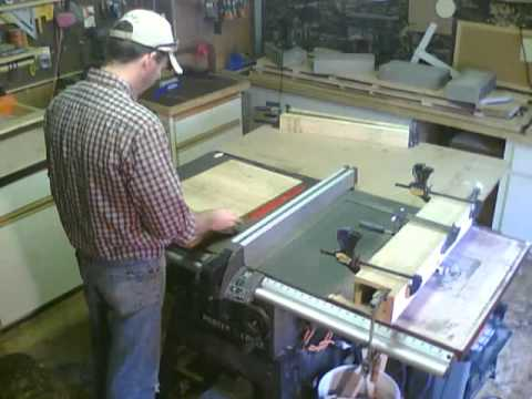 How to build a Hickory Chest part 5