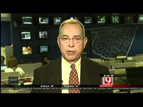 Chief Analyst for Bank of Oklahoma Talks Unemployment