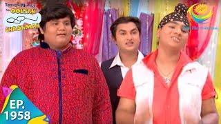 Download Taarak Mehta Ka Ooltah Chashmah - Episode 1958 - Full Episode