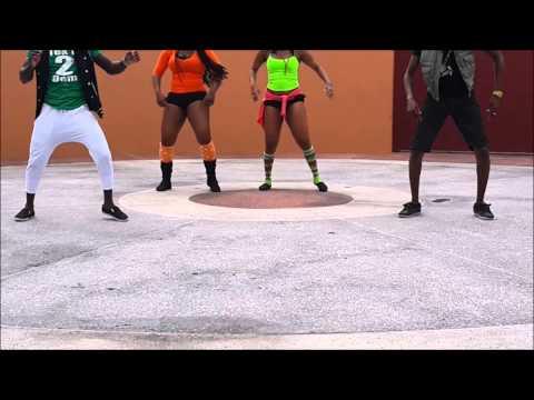 Olatunji- Ola Dance Video by Zaftig Dance ft M.I.D (Mix International Dancers)