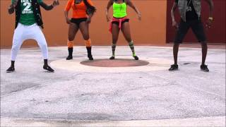 Olatunji- Ola Dance Video by Zaftig Dance ft M.I.D (Mix International Dancers)