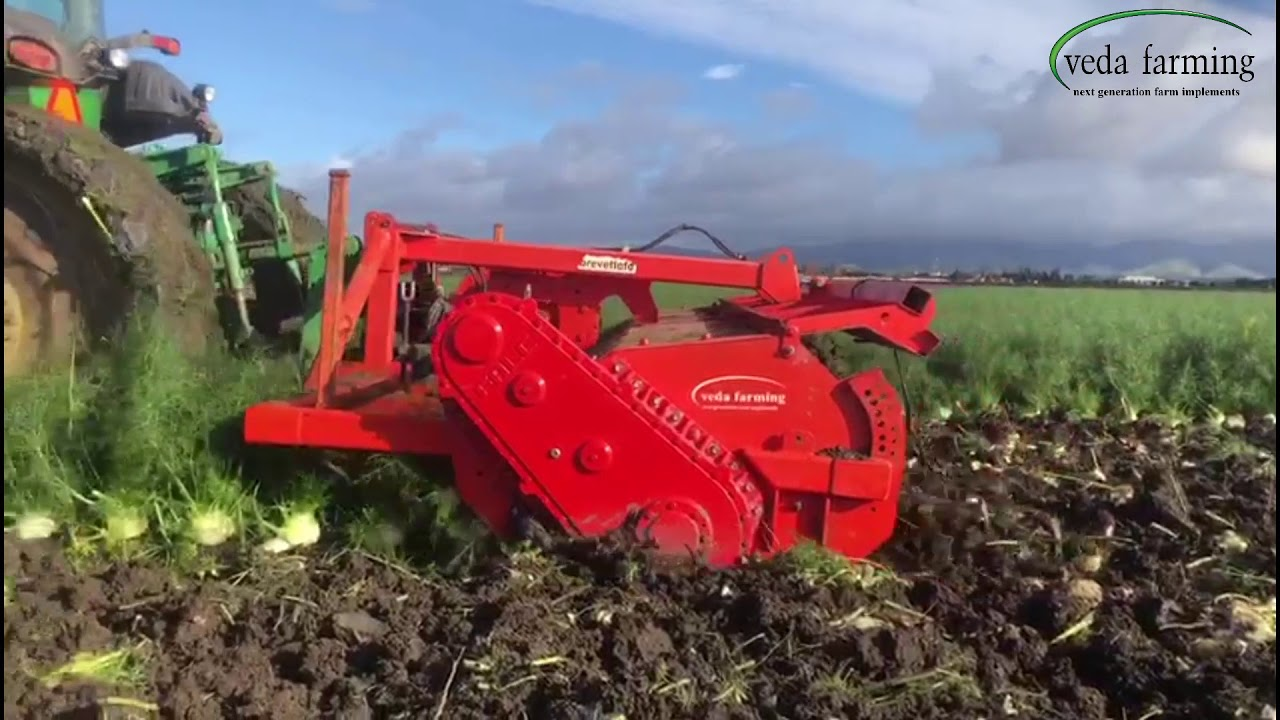 VED - Rotary Plow