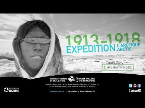 Expedition: Arctic // Geographic Discoveries