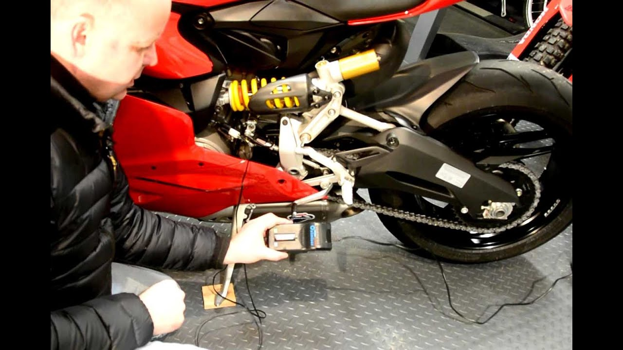 Ducati Monster Battery Charger