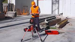 Ротационный лазерный нивелир PR 30 HVS