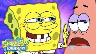 24 Most RIDICULOUS SpongeBob Life Lessons! 👅🚪 SpongeBob