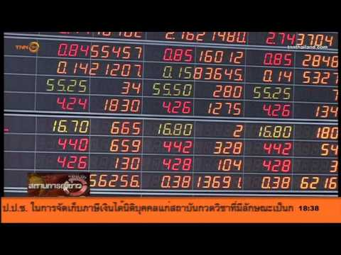 หุ้นไทยปิดร่วง15.99จุดตามตลาดภูมิภาค